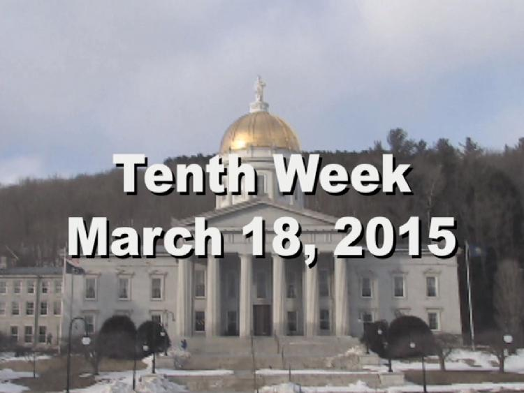 Under The Golden Dome 2015 Week 10  Tenth week of the 2015 Vermont legislative session March 18, 2015. State House Info � Portrait of Vermont Congressman Matthew Lyon. Interview segments with Rep. Kurt Wright, Sen. Alice Nitka, Rep. Michael Yantachka, Rep. Bill Canfield, Rep. Oliver Olsen, Rep. Avram Patt, Sen. Peg Flory. View at https://vimeopro.com/vtvt/underthegoldendome2015/video/122606194