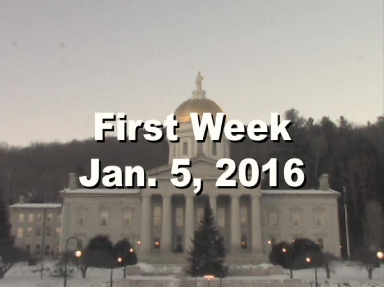 Under The Golden Dome 2016 Week 1