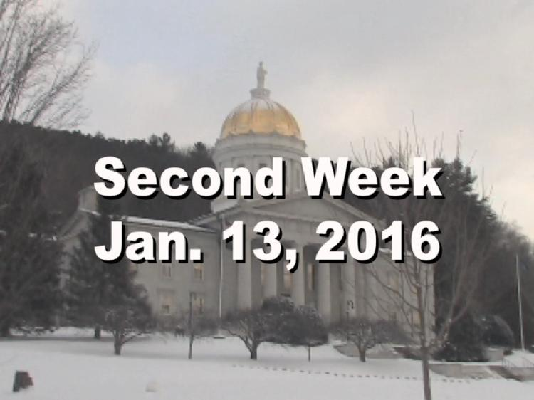 Under The Golden Dome 2016 Week 2