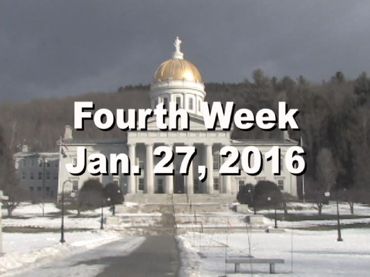 Under The Golden Dome 2016 Week 4